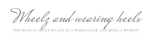 Wheelz and wearing heels image