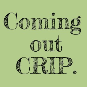 Coming Out Crip