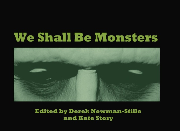 We Shall Be Monsters banner