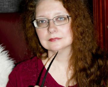 Author Laurie Stewart