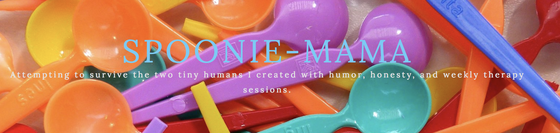 Spoonie-Mama banner