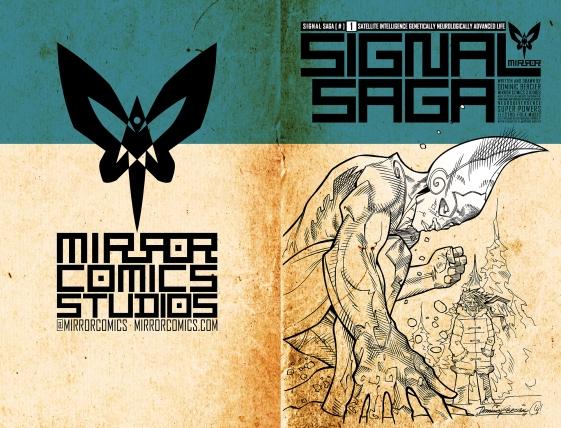SIGNAL Saga cover