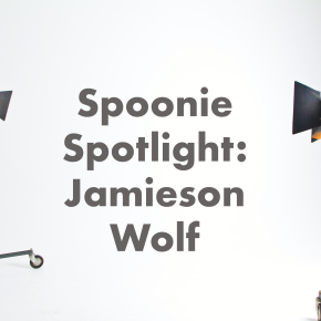Spoonie Spotlight: Jamieson Wolf, Author of Little Yellow Magnet