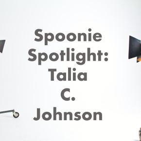 Spoonie Spotlight: Talia C. Johnson