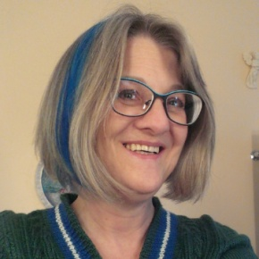 Featured SpAN Author: Carolyn Charron