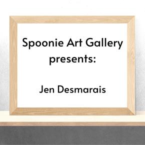 Spoonie Art Gallery: JenDesmarais