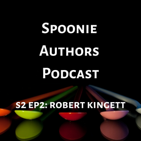 Exploring the Artificial Divide with Robert Kingett: A Spoonie Authors Podcast