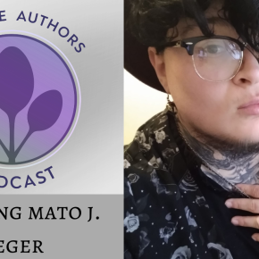Exploring Queerness, Trauma and Disability through Fiction with Mato J Steger: A Spoonie Authors Podcast