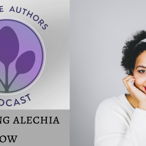 Rebel Librarians, Aliens and Road Trips with Alechia Dow: A Spoonie Authors Podcast