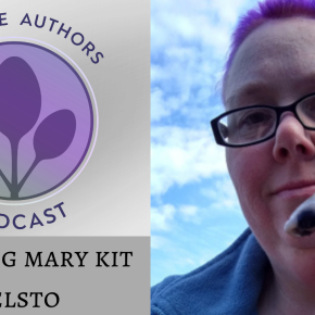 Horses, Fantasy Series, and Supporting Other Authors with Mary Kit Caelsto