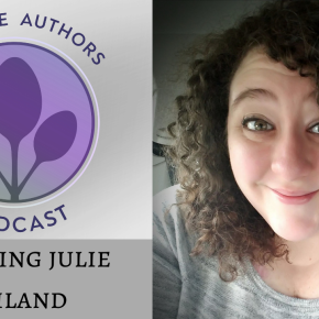 Assassins Turned Bakers, Querying While Disabled, and More with Julie Vohland: A Spoonie AuthorsPodcast