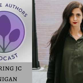 Probably Getting Blocked by Celebrities and Other Topics with JC Hannigan: A Spoonie AuthorsPodcast
