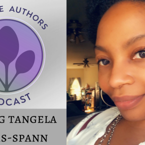 Mixing Memoir and Poetry with Tangela Williams-Spann: A Spoonie AuthorsPodcast